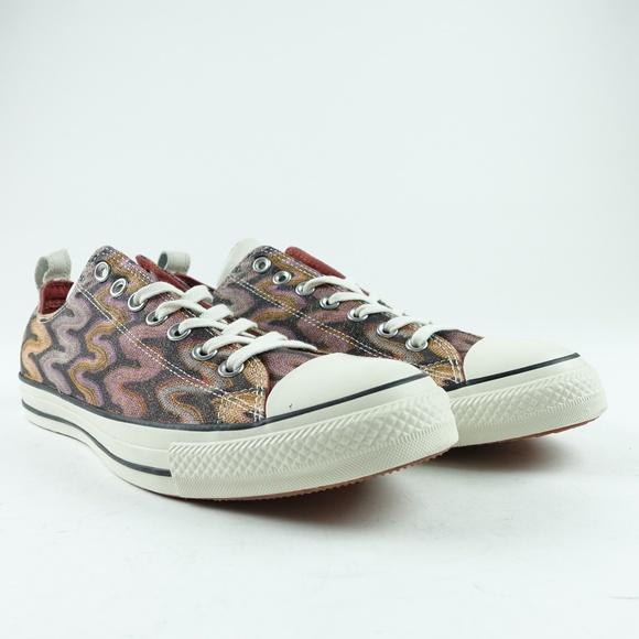 daf332ed79db74 Converse All Star Missoni Ox Sneakers Unisex R9S13